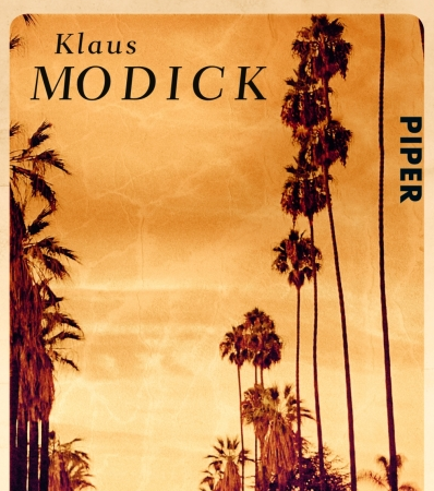 SunsetKlaus Modick