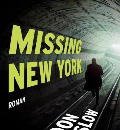 Missing. New YorkDon Winslow