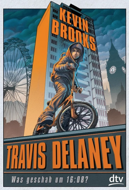 Travis Delaney – Was geschah um 16:08?Kevin Brooks