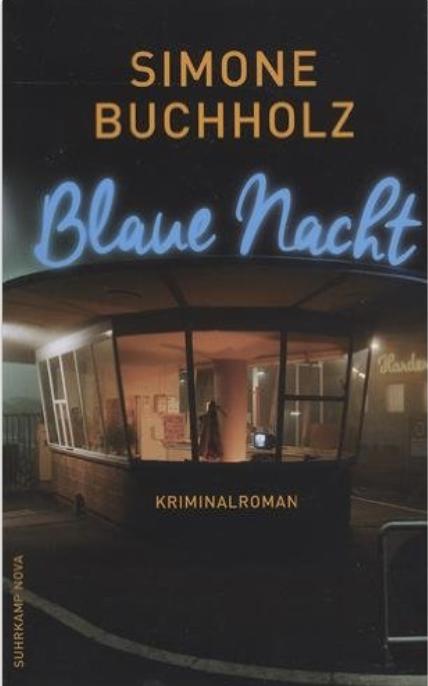 Blaue NachtSimone Buchholz