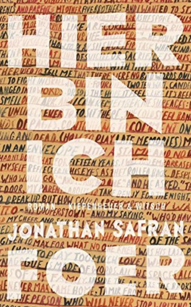 Jonathan Safran Foer: Hier bin ich
